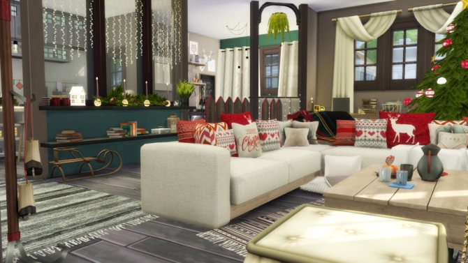 1744. Sims 4 Rooms downloads   Sims 4 Updates