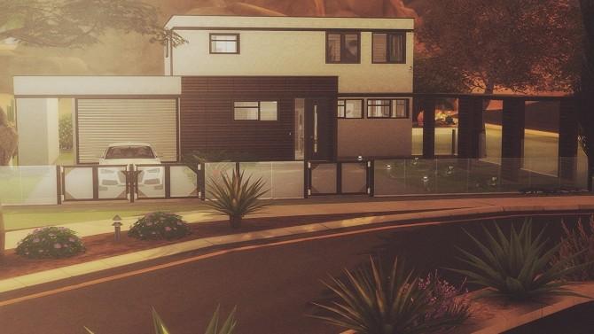 #90 Orange Juice house at SoulSisterSims image 1773 670x377 Sims 4 Updates