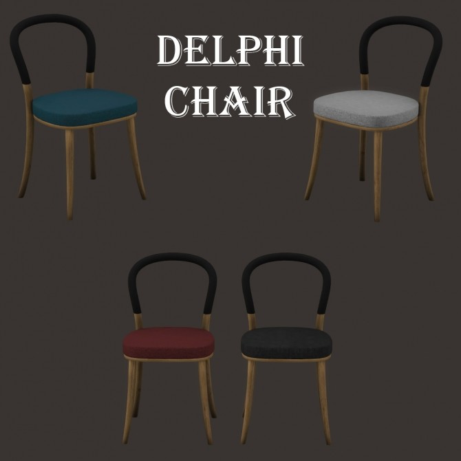 Delphi Chair at Leo Sims image 1865 670x670 Sims 4 Updates