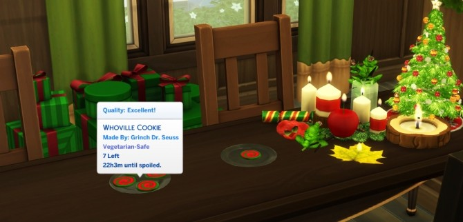 Custom Christmas Cookies Part 2 by icemunmun at Mod The Sims image 1966 670x322 Sims 4 Updates