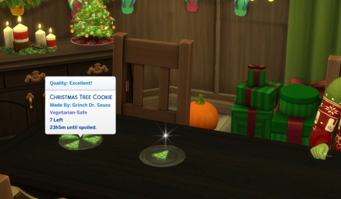 Custom Christmas Cookies Part 3 by icemunmun at Mod The Sims image 2006 670x390 Sims 4 Updates
