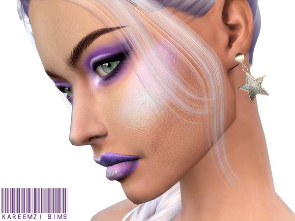 Holographic Highlighters by KareemZiSims at TSR image 2146 Sims 4 Updates