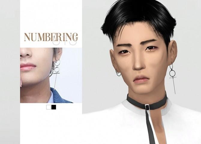 Sims 4 Earrings at Waekey