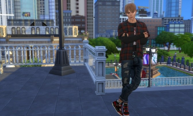 Damon Justice at Sims for you image 24111 670x402 Sims 4 Updates