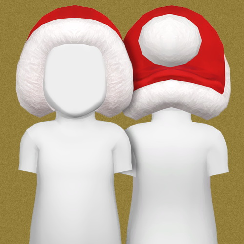 HOLIDAY HAT PACK by Thiago Mitchell at Coupure Electrique image 2661 Sims 4 Updates