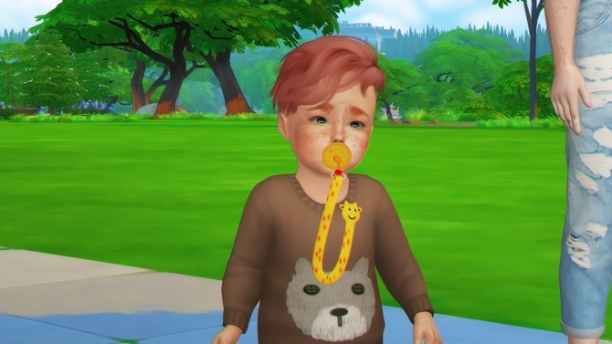 WINGS HAIR OS1210 M TODDLER VERSION by Thiago Mitchell at Coupure Electrique image 2717 670x377 Sims 4 Updates