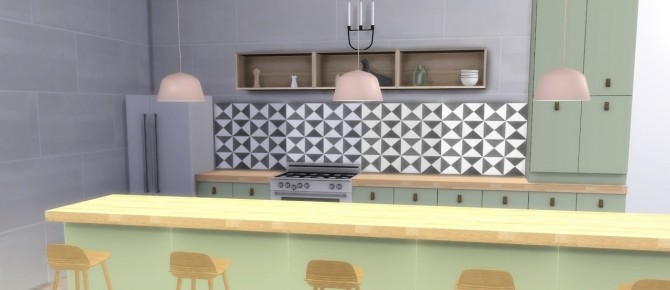 Sims 4 A Pendant Lamp (Pay) at Meinkatz Creations