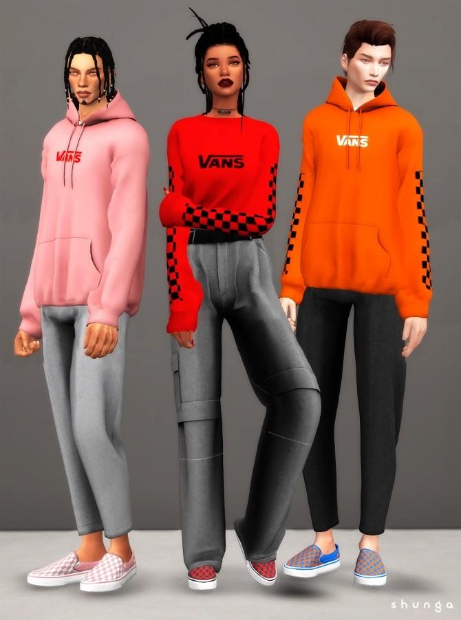 VANS Slip ons at Shunga image 2822 670x902 Sims 4 Updates