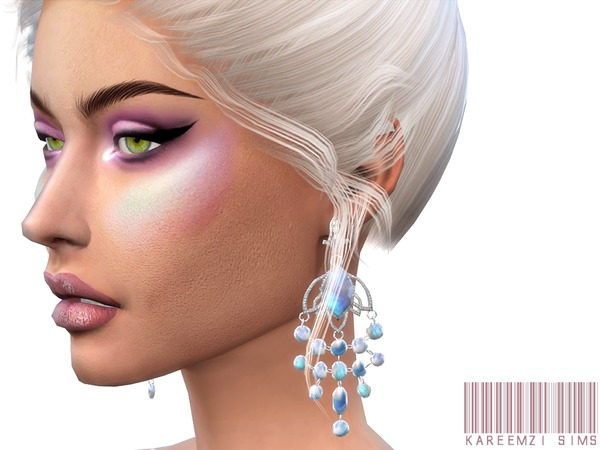 Holographic Highlighters by KareemZiSims at TSR image 3103 Sims 4 Updates