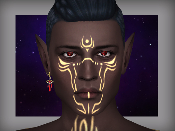 I see you earrings by WistfulCastle at TSR image 350 Sims 4 Updates