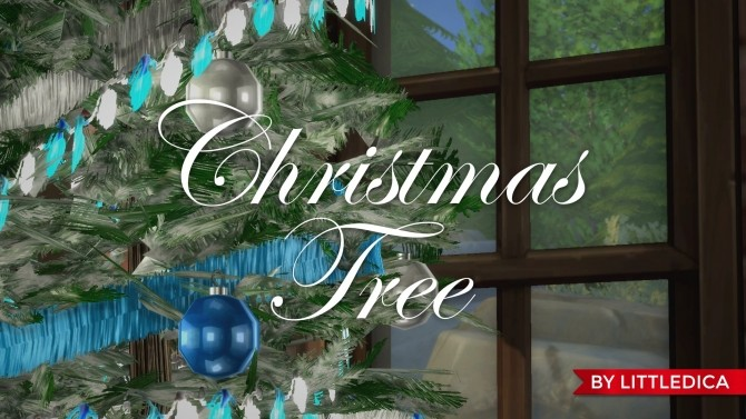 Holidays 2017 Christmas Tree by littledica at Mod The Sims image 3614 670x377 Sims 4 Updates