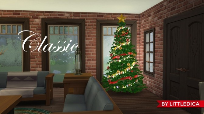 Holidays 2017 Christmas Tree by littledica at Mod The Sims image 3714 670x377 Sims 4 Updates