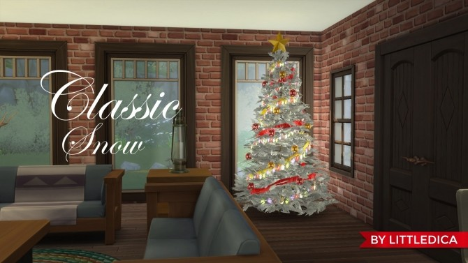 Holidays 2017 Christmas Tree by littledica at Mod The Sims image 3813 670x377 Sims 4 Updates