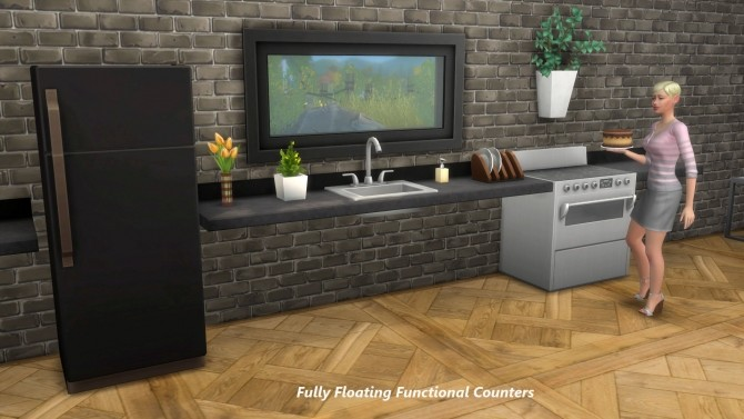 Floating Counters by Snowhaze at Mod The Sims image 5122 670x377 Sims 4 Updates