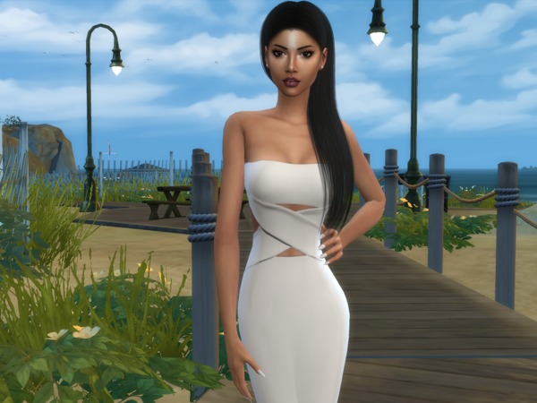 Sims 4 Octavia Cabello by divaka45 at TSR