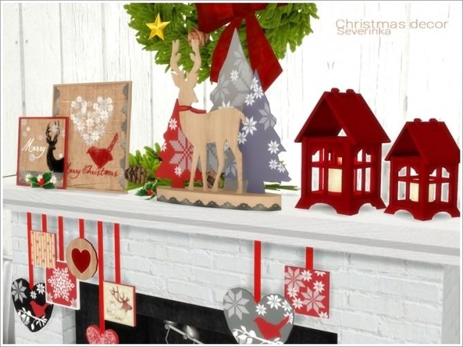 Christmas decor at Sims by Severinka image 573 670x503 Sims 4 Updates