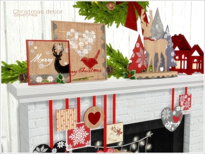 Christmas decor at Sims by Severinka image 583 670x503 Sims 4 Updates