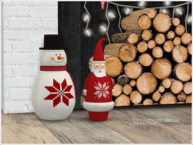Christmas decor at Sims by Severinka image 593 670x503 Sims 4 Updates