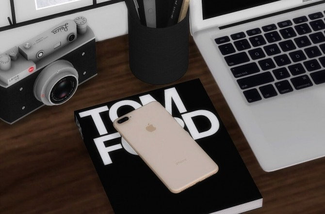 APPLE IPHONE 8 PLUS at Novvvas image 6111 670x442 Sims 4 Updates