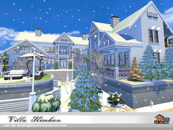 Villa Kimhan by autaki at TSR image 6112 Sims 4 Updates
