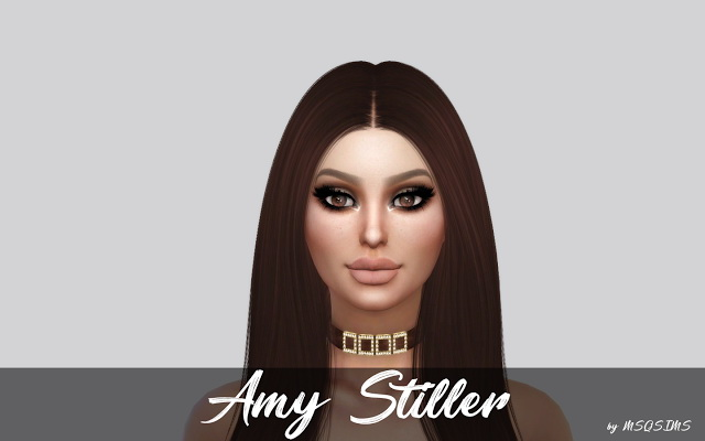 Amy Stiller at MSQ Sims image 6219 Sims 4 Updates