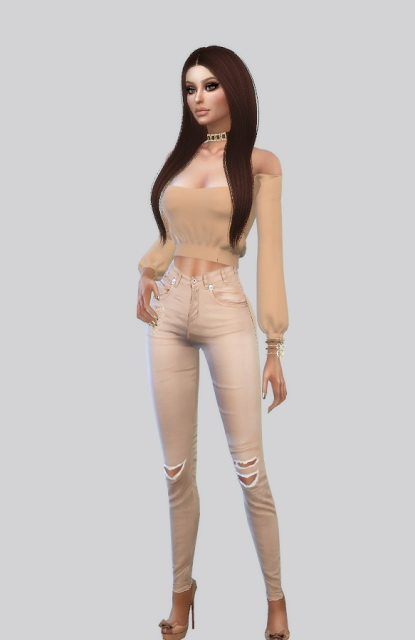 Amy Stiller at MSQ Sims image 6419 Sims 4 Updates