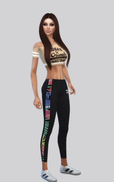 Amy Stiller at MSQ Sims image 6519 Sims 4 Updates