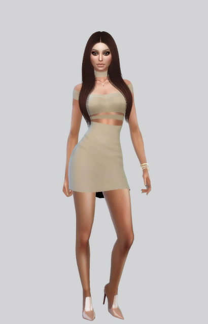 Amy Stiller at MSQ Sims image 6619 Sims 4 Updates