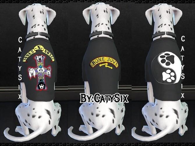 T shirts Dogs/Misc at CatySix image 665 670x502 Sims 4 Updates
