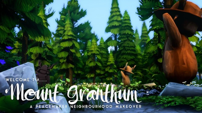 Welcome to Mount Granthum Granite Falls Makeover at Simsational Designs image 704 670x377 Sims 4 Updates