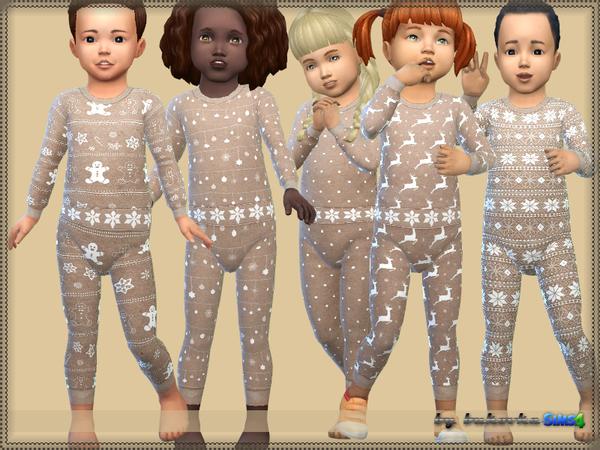 Overalls Christmas by bukovka at TSR image 707 Sims 4 Updates