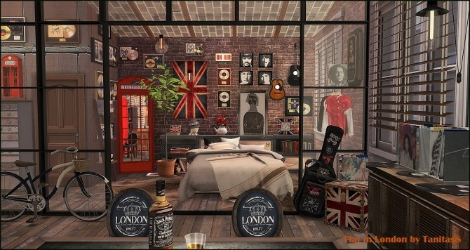 Flat in London Culpepper House 18 at Tanitas8 Sims image 7218 670x356 Sims 4 Updates