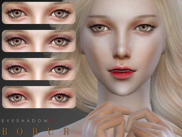 Eyeshadow 21 by Bobur3 at TSR image 7315 Sims 4 Updates