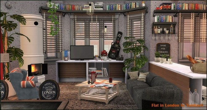 Flat in London Culpepper House 18 at Tanitas8 Sims image 7317 670x356 Sims 4 Updates