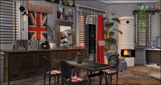 Flat in London Culpepper House 18 at Tanitas8 Sims image 7417 670x356 Sims 4 Updates