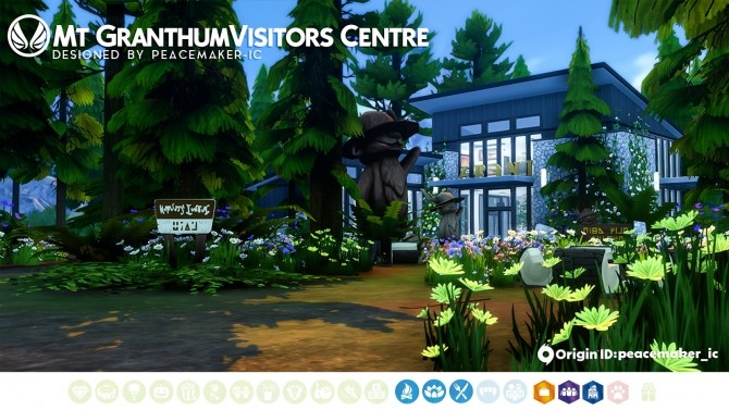 Welcome to Mount Granthum Granite Falls Makeover at Simsational Designs image 763 670x377 Sims 4 Updates