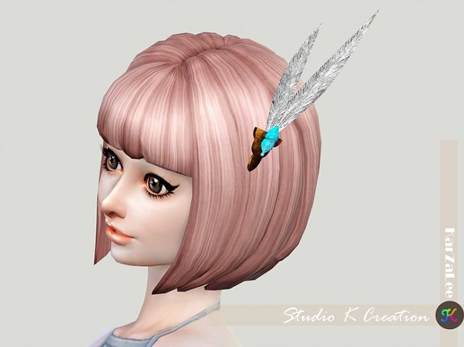 Sims 4 Platinum Circlet headpiece at Studio K Creation