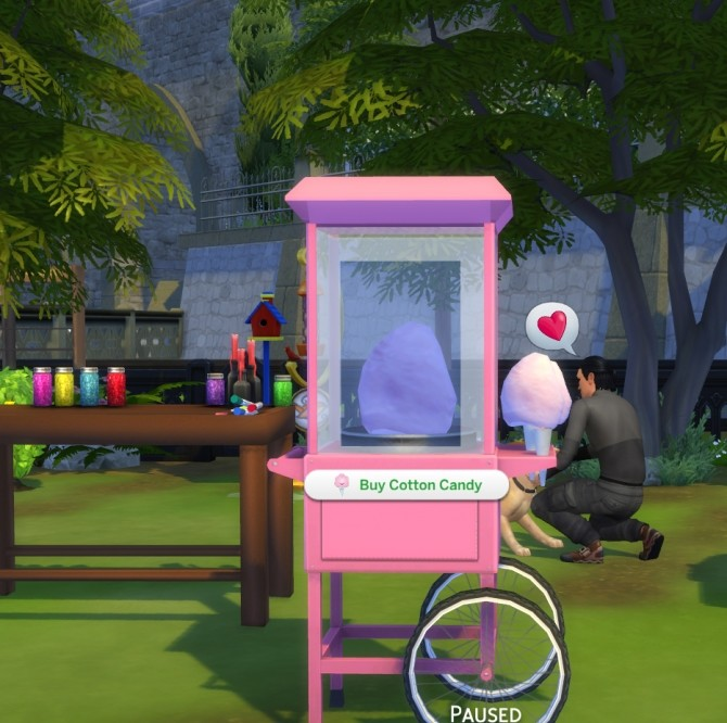 Cotton Candy Machine By Icemunmun At Mod The Sims 187 Sims 4