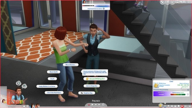 Sims 4 Get To Work Active Career Aspirations by konansock at Mod The Sims