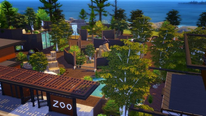 ZOOLOGICAL PARK at Akai Sims – kaibellvert image 9317 670x378 Sims 4 Updates
