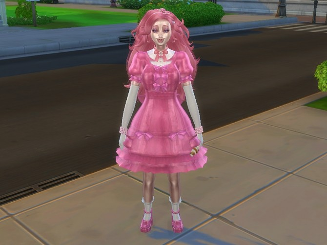 Sims 4 Super Shiny Skin by Reitanna at Mod The Sims
