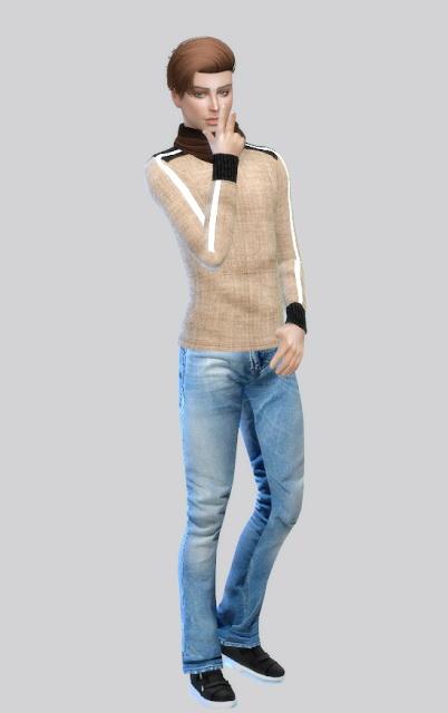 Ben Bolan at MSQ Sims image 1001 Sims 4 Updates