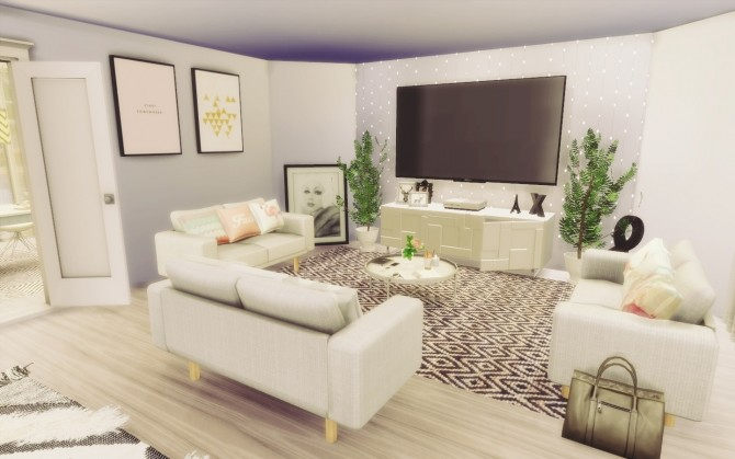 Modern Family House at MSQ Sims image 1021 670x419 Sims 4 Updates