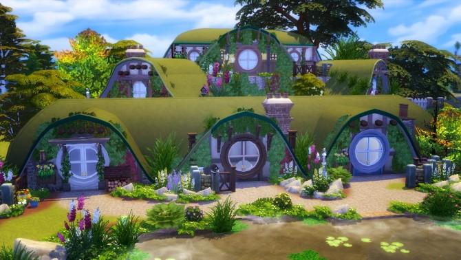 Hobbiton house at Akai Sims – kaibellvert image 10213 670x378 Sims 4 Updates