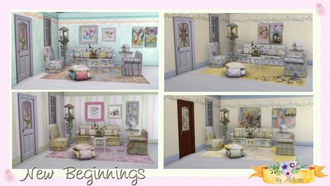 NEW BEGINNING set at Alelore Sims Blog image 10319 670x377 Sims 4 Updates