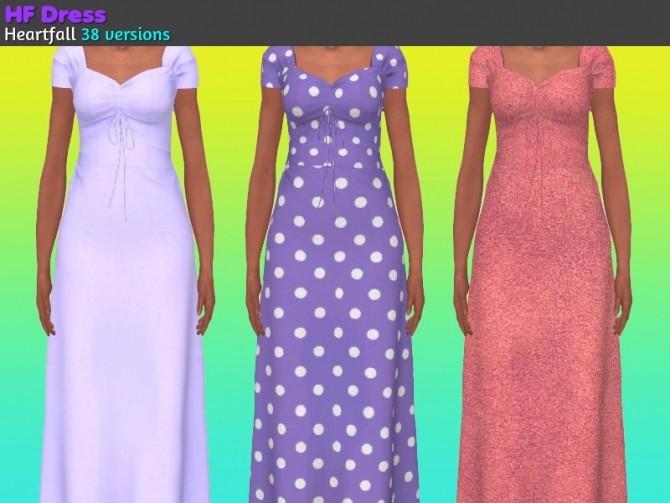 HF dress at Heartfall image 11010 670x503 Sims 4 Updates