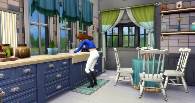 Sims 4 Hampton house at Studio Sims Creation