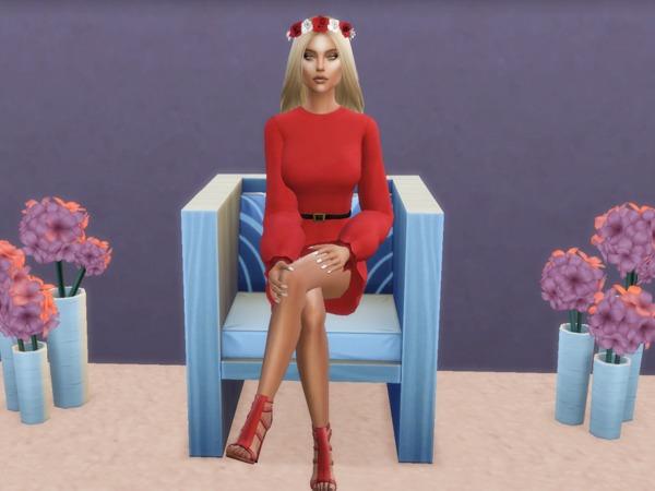 Sims 4 Sara Paige by divaka45 at TSR