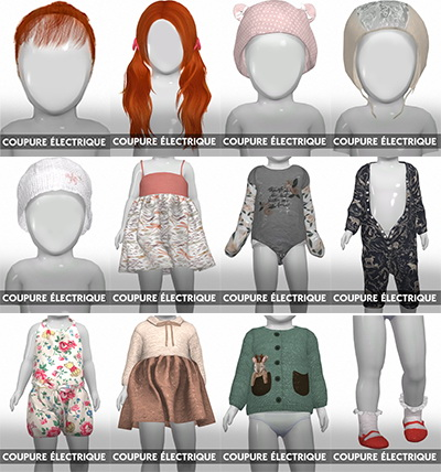 2K+ FOLLOWERS GIFTS at Coupure Electrique image 1119 Sims 4 Updates