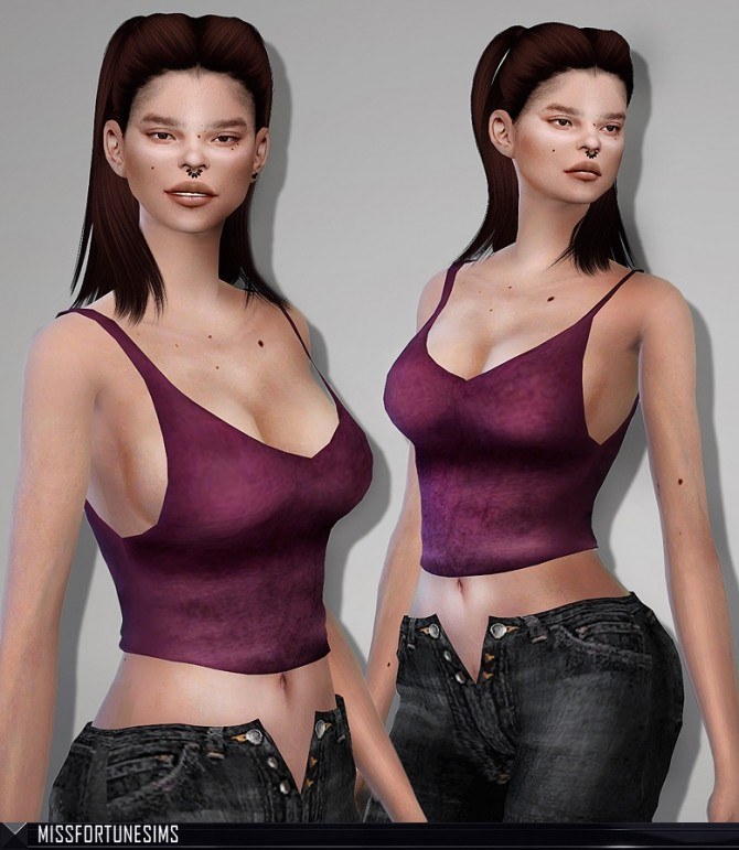 MFS Connie Bodysuit + Corinne Top (P) at Missfortune Sims image 11514 670x771 Sims 4 Updates